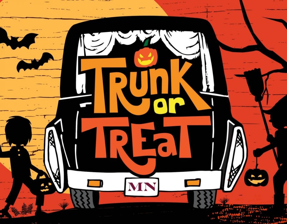 Trunk or Treat Website Cover